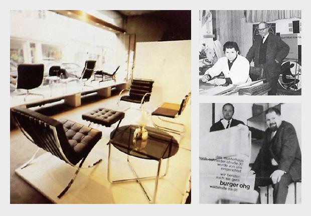 burger inneneinrichtung historie. Black Bedroom Furniture Sets. Home Design Ideas